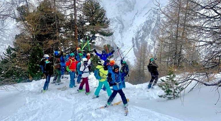 Freeride Zermatt